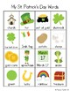 Vocabulary Word Wall Set: St. Patrick's Day