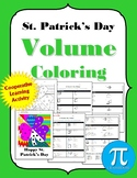 St. Patrick's Day Volume Cooperative Learning Activity