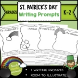 St. Patrick's Day Writing Prompts- PRINT & GO! If I Found