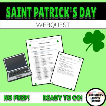 St. Patrick's Day Webquest