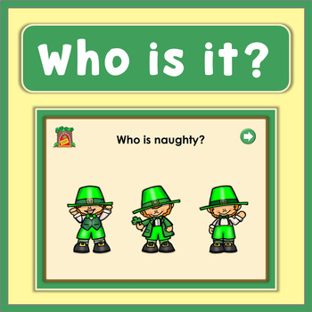 St. Patrick's Day -  Who is it?