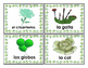 St. Patrick's Day Word Cards - English Spanish for Puzzles