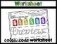 St. Patrick's Day Word Endings Activities