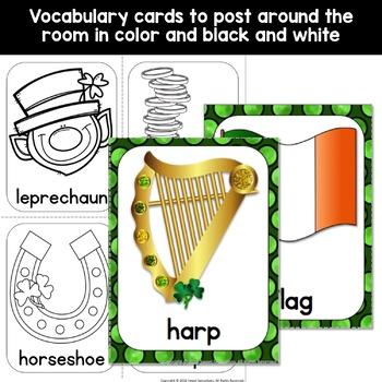 St. Patrick's Day Word Hunt