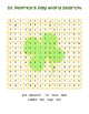 St. Patrick's Day Word Search Activity