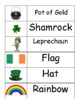 St. Patrick's Day Word Wall Words