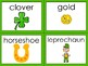St. Patrick's Day Words Vocabulary Booklet