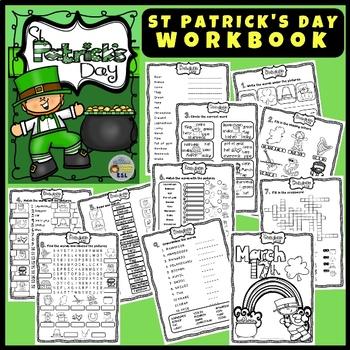 St. Patrick's Day - Workbook