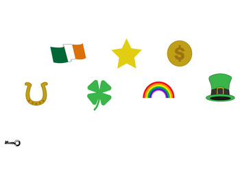 St. Patrick's Day Worksheets and Clip Art