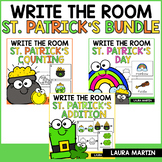 St. Patrick's Day Write the Room Bundle