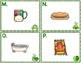 St. Patrick's Day Write the Room CVC Short U Phonics Game