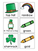 St. Patrick's Day -Write the Room & Writing Prompts {Cards