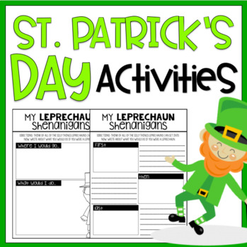 St. Patrick's Day | Writing Activities