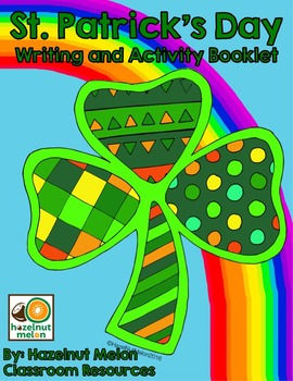 St. Patrick's Day Writing and Activity Booklet