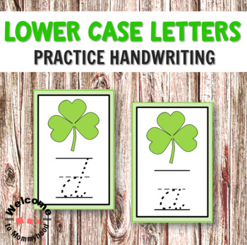 St Patrick's Day Writing Cards