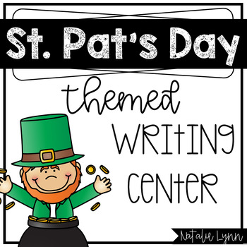 St Patrick's Day Writing Center