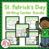 St Patricks Day Writing Center Activities