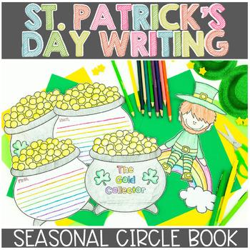 St. Patrick's Day Writing Circle Book