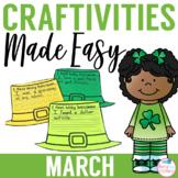 St. Patrick's Day Writing Craft