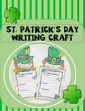 St. Patrick's Day Writing Craft: If I Caught a Leprechaun