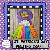 St. Patrick's Day Writing Craft, March Writing Craft