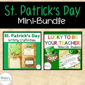 St Patrick's Day - MINI BUNDLE