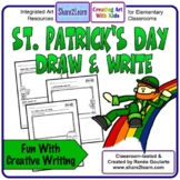 St. Patrick's Day Writing Draw and Write