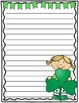 St. Patrick's Day Writing Paper Freebie