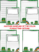 St. Patrick's Day Writing Paper/Writing Stationary--DIFFERENTIATED
