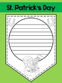 St. Patrick's Day Writing Pennants Set - Papers / Banner / Pennant