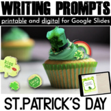 St Patrick's Day Writing Prompts {42 cards}