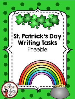 St. Patrick's Day Writing Tasks