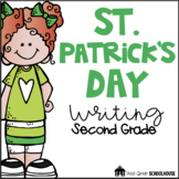 St. Patrick's Day Writing for Second Grade
