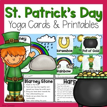 St. Patrick's Day Yoga