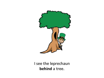 St. Patrick's Day adapted text