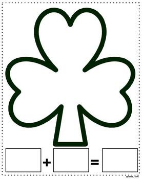 St Patrick's Day adding