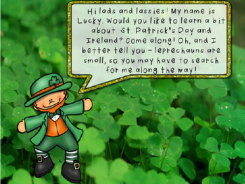 St. Patrick's Day and Ireland PowerPoint