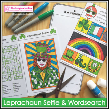 St. Patrick's Day Coloring Pages - Fun Art Activity