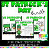 St Patrick's Day bundle in Spanish
