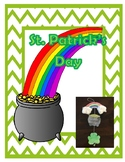 St. Patrick's Day crafts and activities, Leprechaun hat, R