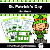 St. Patrick's Day for Pre-K