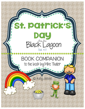 St. Patrick's Day from the Black Lagoon Book Companion