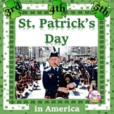 St. Patrick's Day  3rd, 4th, 5th Grades  Common Core Strong!