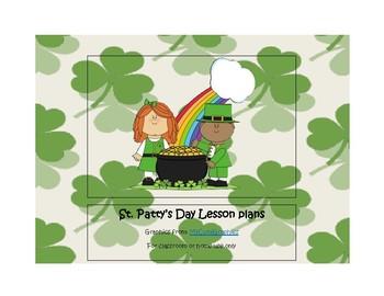 St. Patrick's Day pre-k lesson plan