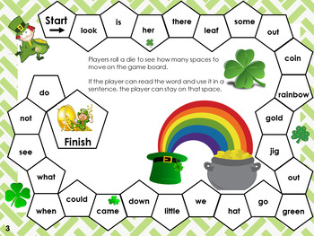 St. Patrick's Day themed Super Bundle