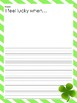 St. Patrick's Day themed writing prompts