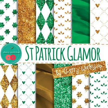St Patrick's Digital Paper