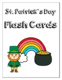 St. Patrick's Flash Cards