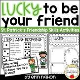 St. Patrick's Friendship Skills Activities