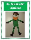 St. Patrick's Leprechaun Craft